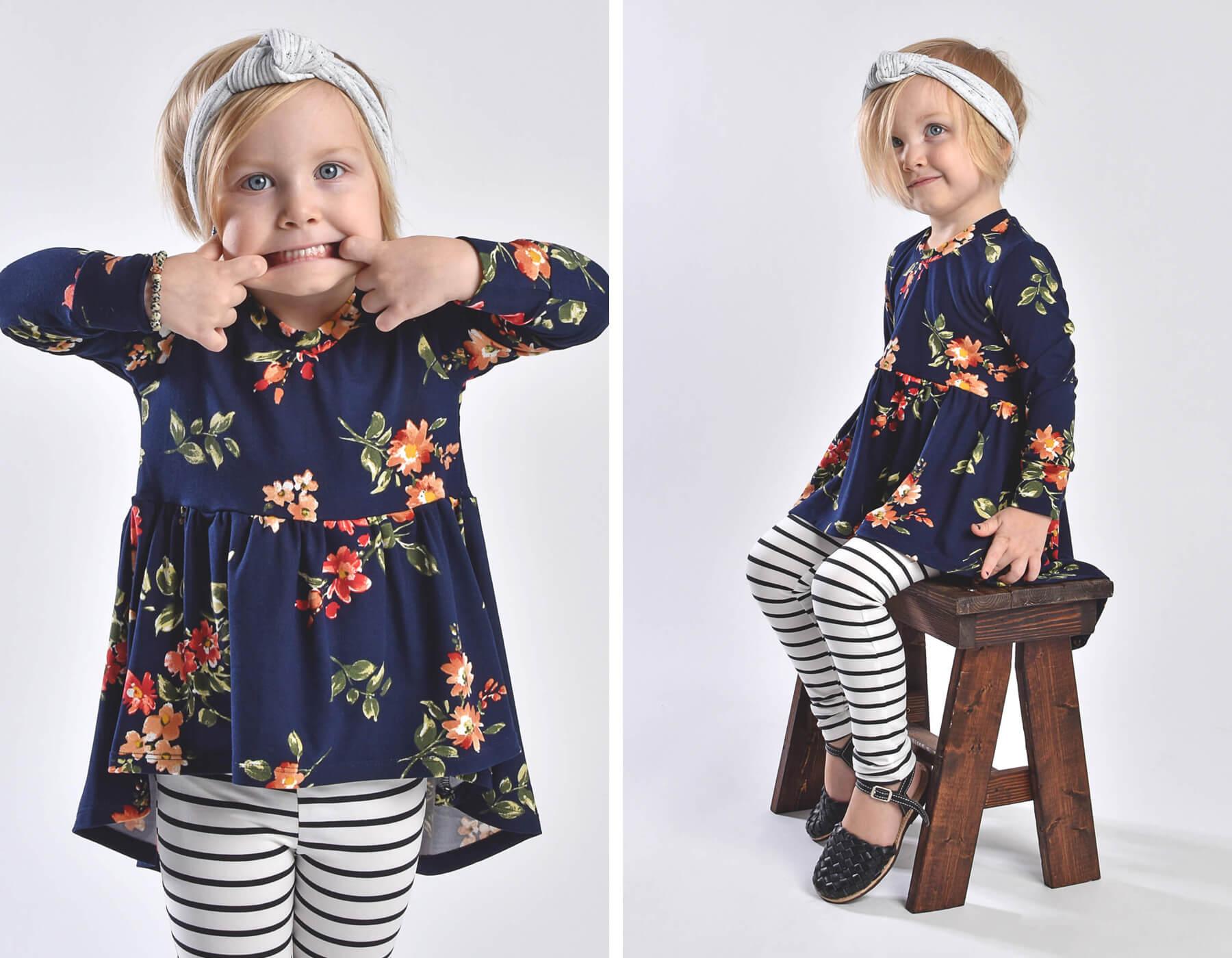 hilo-top-navy-floral-leggins-ivory-blk-stripes-briabay